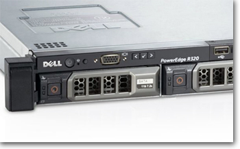 Dell PowerEdge R320 Server