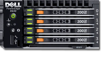 Used Dell PowerEdge R30, Dell R630 Servers